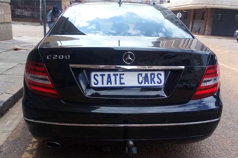 Used 2012 Mercedes Benz C Class C200