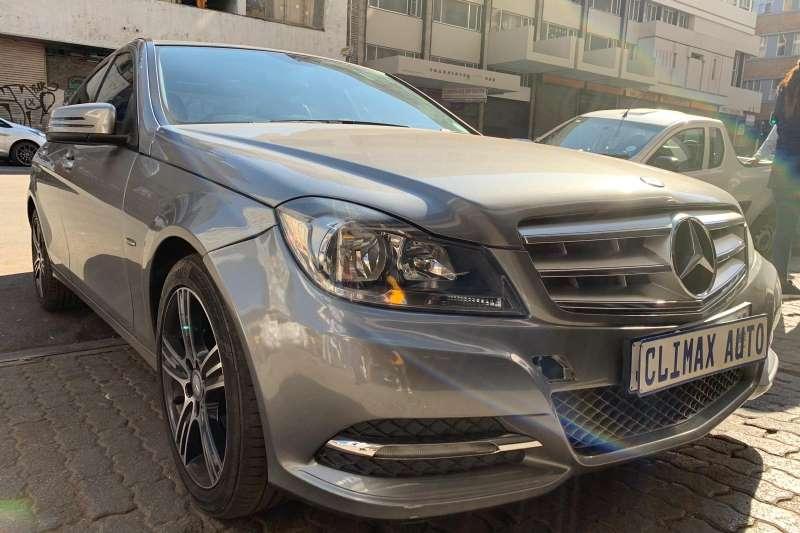 Mercedes Benz C-Class C200 2013