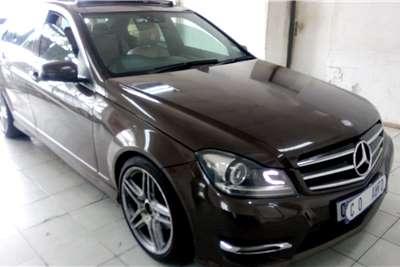 Mercedes Benz C Class C200 2013