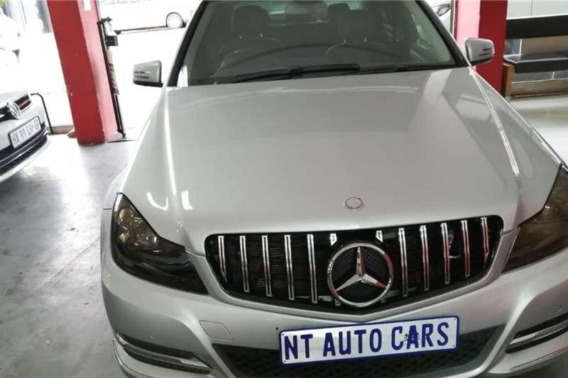 Used 2013 Mercedes Benz C Class C200