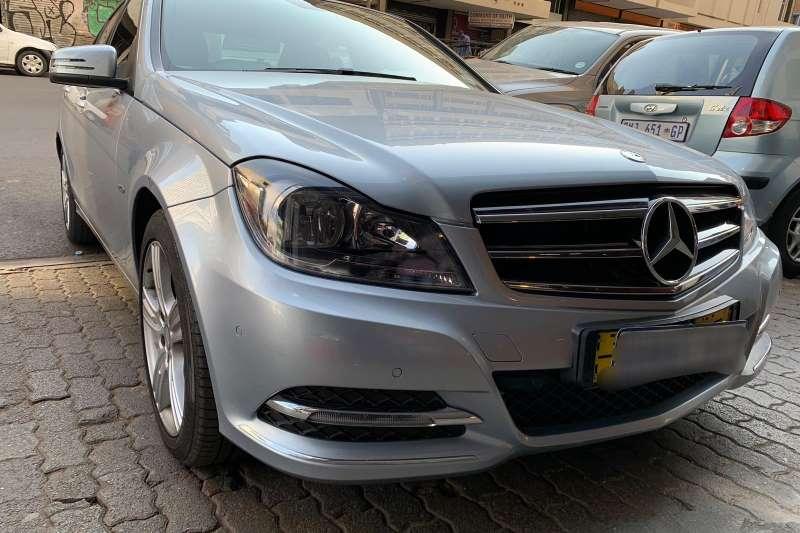 Mercedes Benz C-Class C200 2014