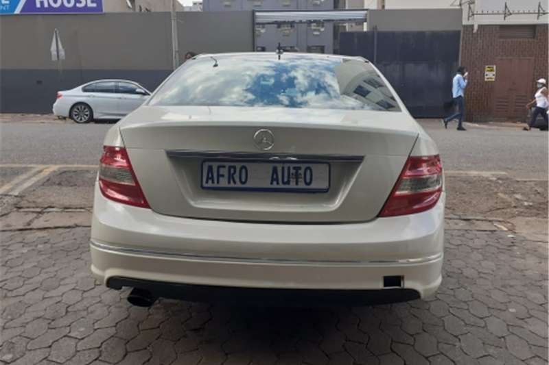Used 2014 Mercedes Benz C-Class