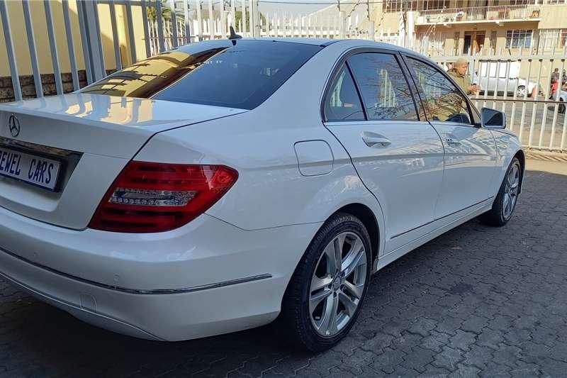 Used 2014 Mercedes Benz C Class C200