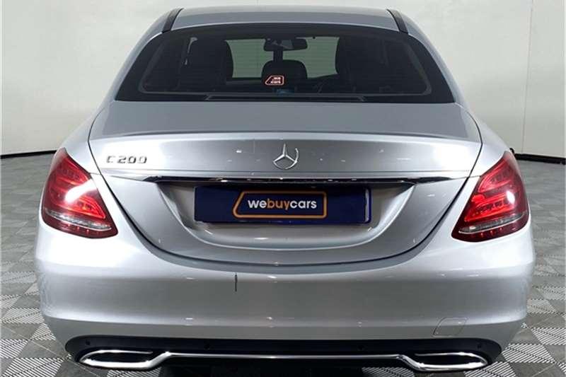 Used 2015 Mercedes Benz C Class C200
