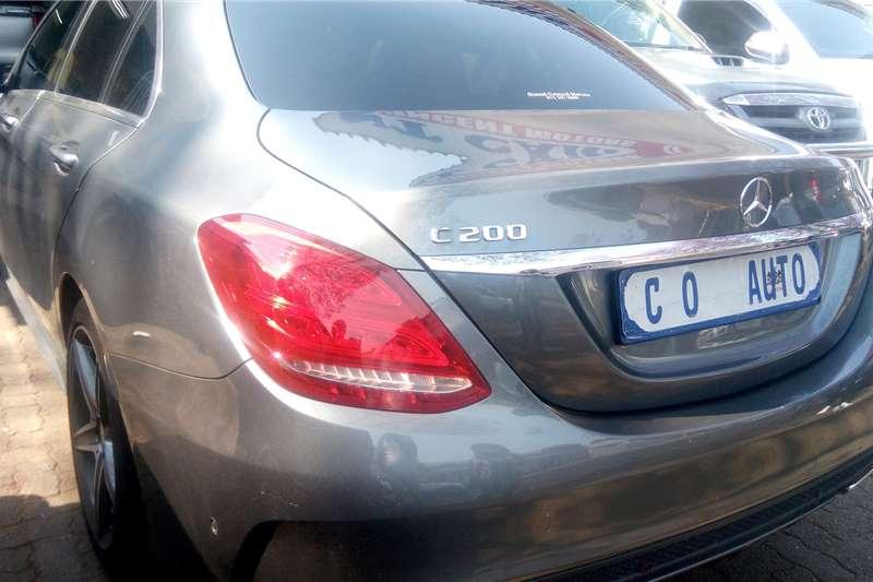 2016 Mercedes Benz C Class C200