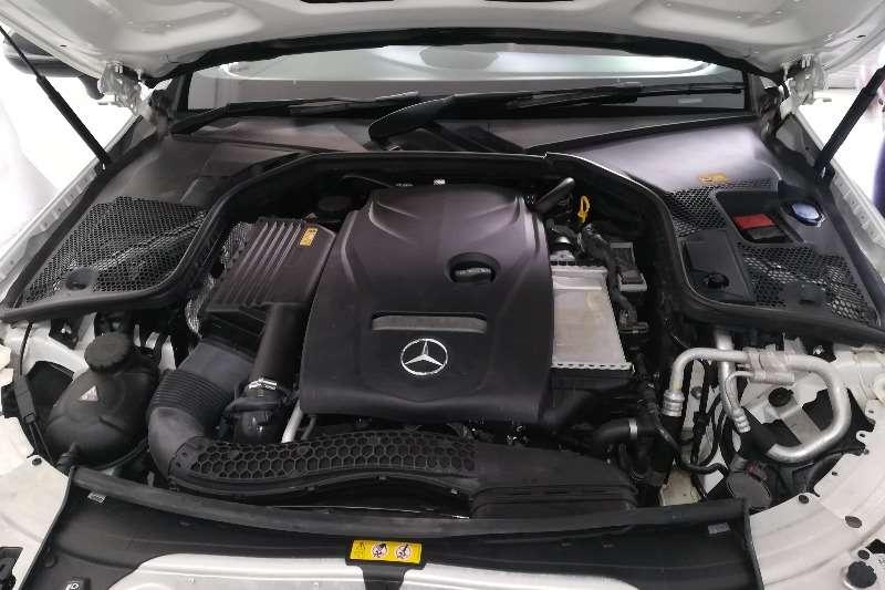 Used 2016 Mercedes Benz C Class C200