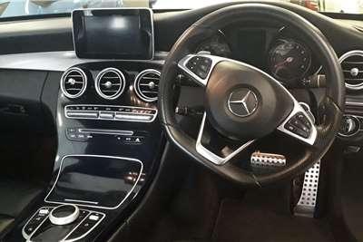 Mercedes Benz C-Class C200 2017