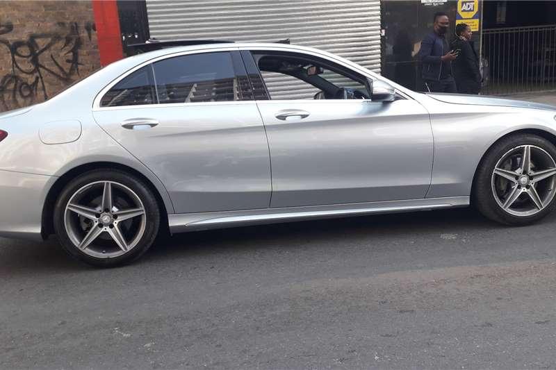 Mercedes Benz C Class C200 2017