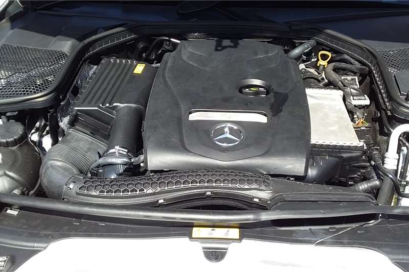 2017 Mercedes Benz C Class C200