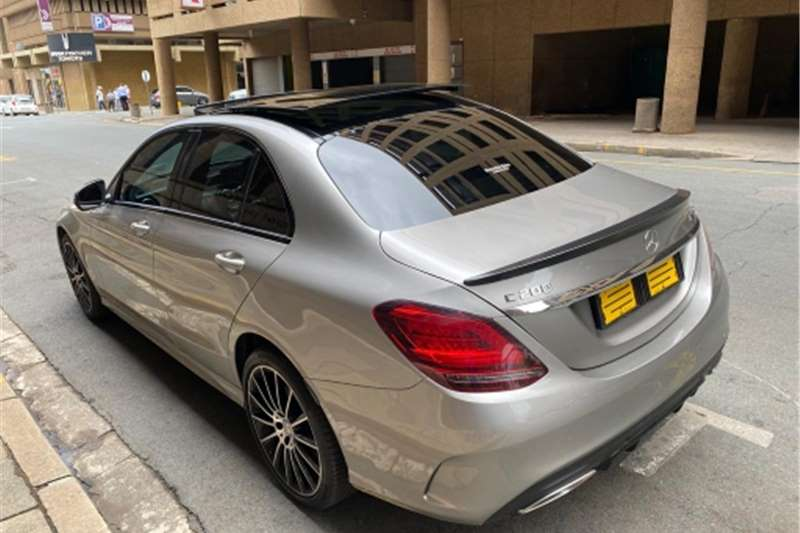 Used 2019 Mercedes Benz C Class C200