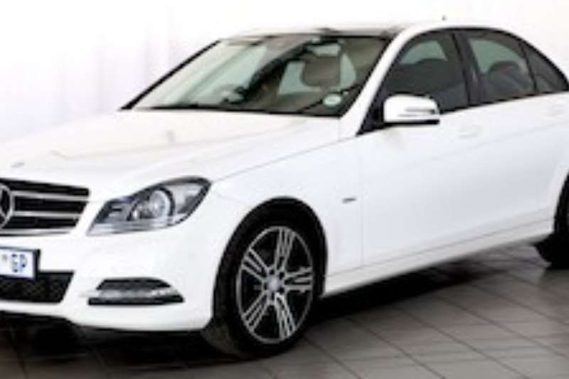 Mercedes Benz C-Class C200 ADVANTGARDE BE A/T 2013