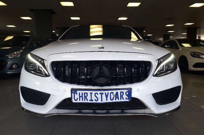 Mercedes Benz C Class C200 AMG Coupe 2017
