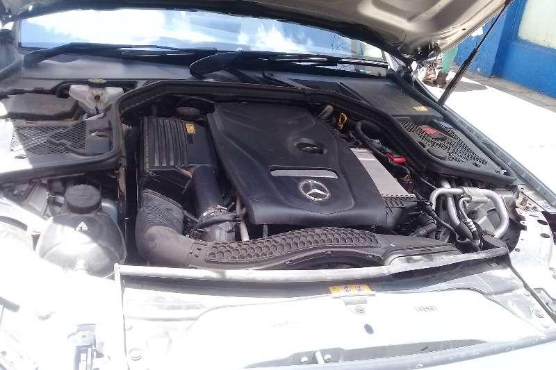 Mercedes Benz C Class C200 AMG Line auto 2014