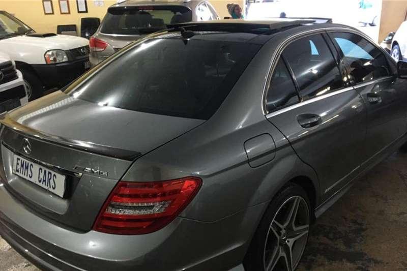 Used 2014 Mercedes Benz C Class C200 AMG Line auto