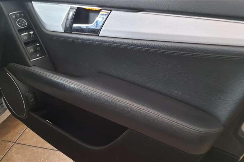 Mercedes Benz C Class C200 AMG Line auto 2015