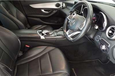 Used 2015 Mercedes Benz C Class C200 AMG Line auto