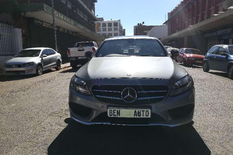 2016 Mercedes Benz C Class C200 AMG Line auto