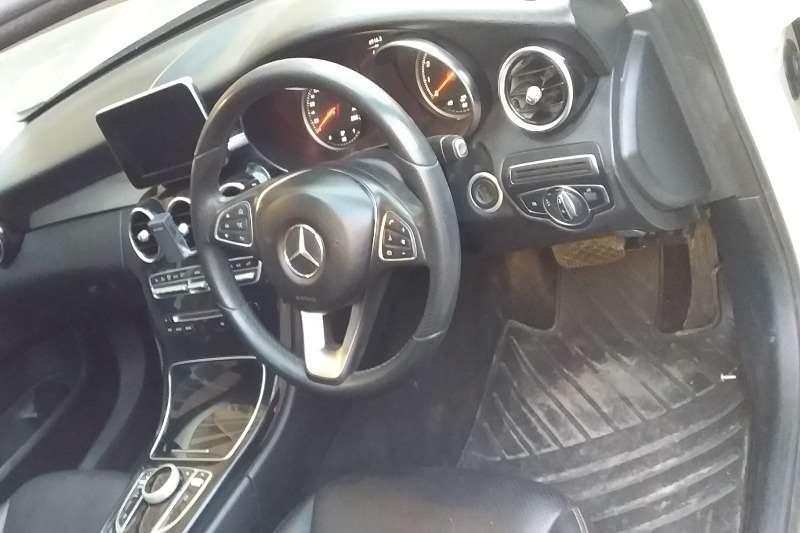 Used 2017 Mercedes Benz C Class C200 AMG Line auto