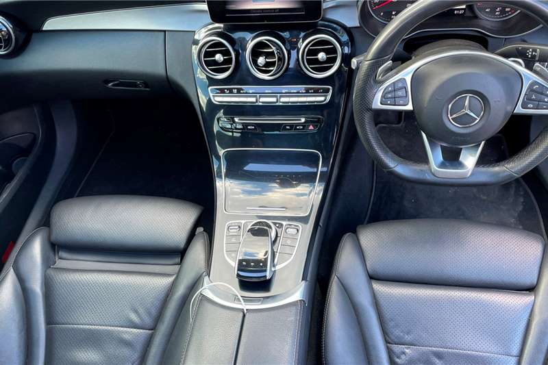 Used 2018 Mercedes Benz C Class C200 AMG Line auto