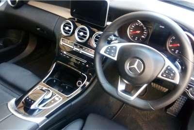 2018 Mercedes Benz C Class C200 AMG Line auto