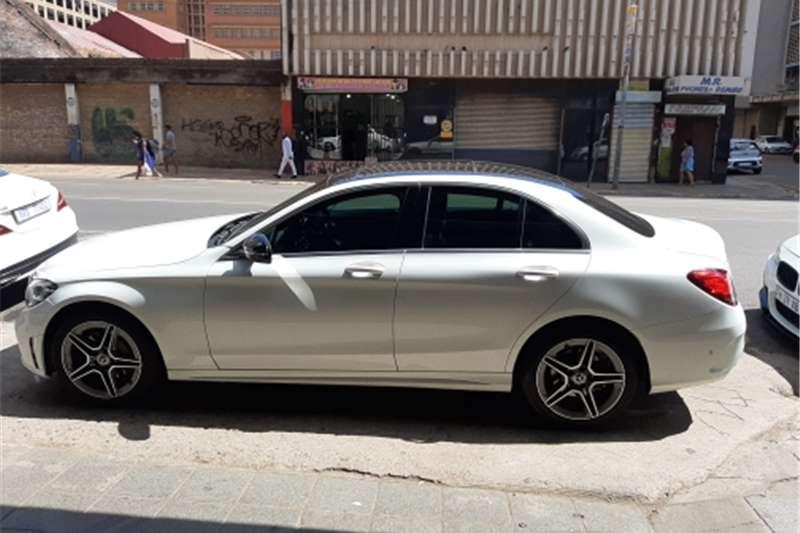 Used 2020 Mercedes Benz C Class C200 AMG Line auto
