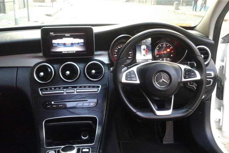 Mercedes Benz C-Class C200 AMG SPORT AUTO 2018