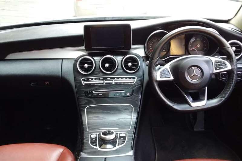2018 Mercedes Benz C-Class