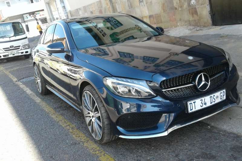 Mercedes Benz C Class C200 AMG Sports 2014