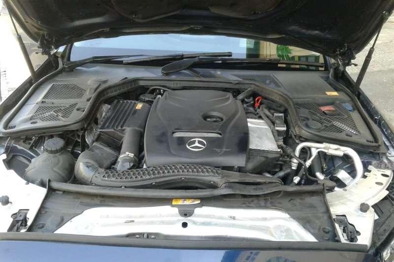 Mercedes Benz C Class C200 AMG Sports 2014