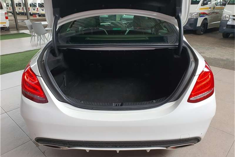 2014 Mercedes Benz C Class C200 AMG Sports