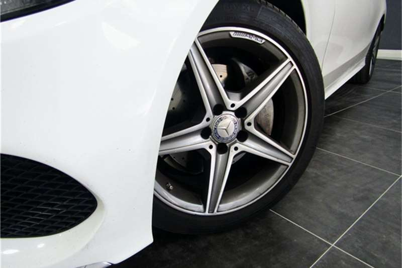 Used 2014 Mercedes Benz C Class C200 AMG Sports