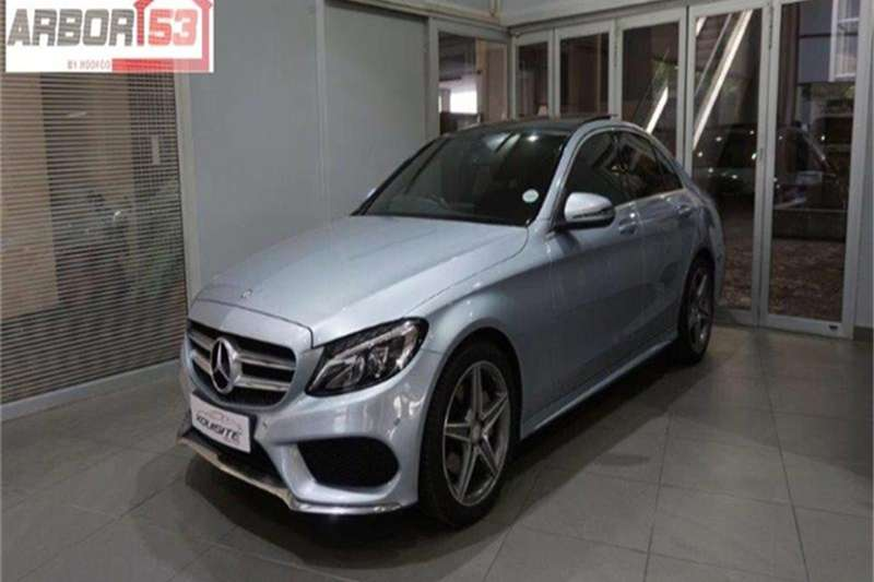 Mercedes Benz C Class C200 AMG Sports 2016