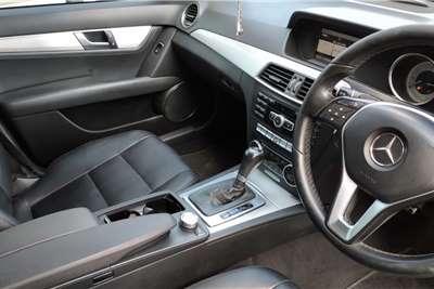 Mercedes Benz C Class C200 AMG Sports auto 2013