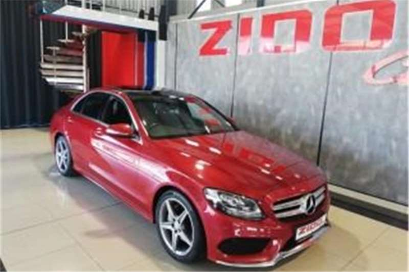 Used 2014 Mercedes Benz C Class C200 AMG Sports auto