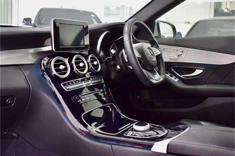 Mercedes Benz C Class C200 AMG Sports auto 2015