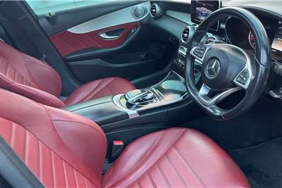 Used 2015 Mercedes Benz C Class C200 AMG Sports auto