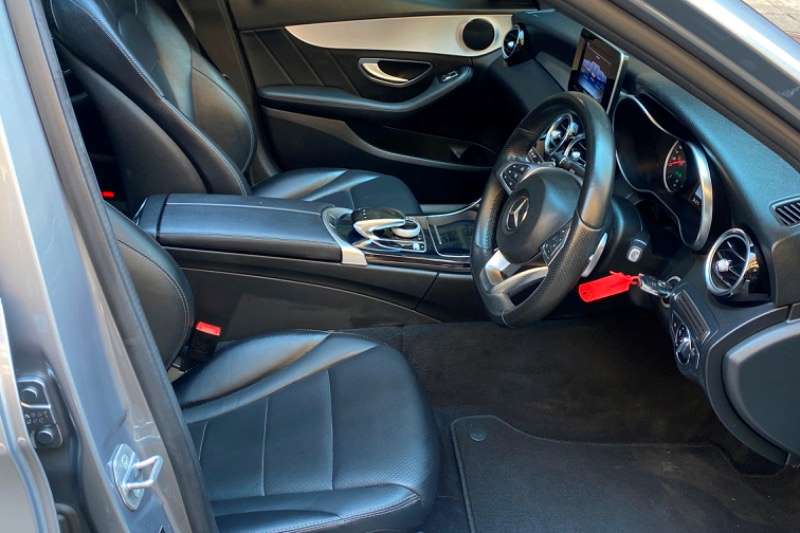 Mercedes Benz C Class C200 AMG Sports auto 2016