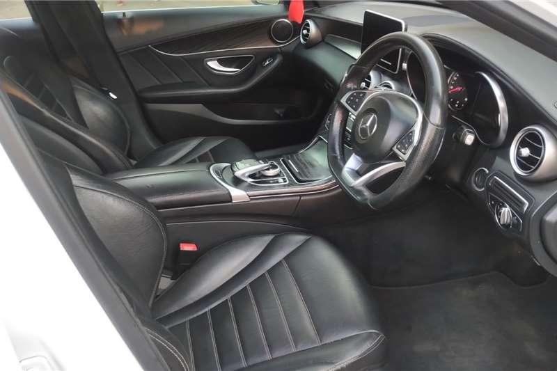 Mercedes Benz C Class C200 AMG Sports auto 2016