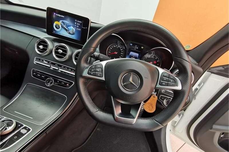 2016 Mercedes Benz C Class C200 AMG Sports auto