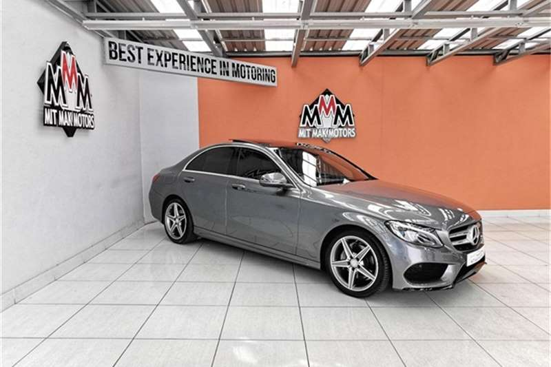 Used 2016 Mercedes Benz C Class C200 AMG Sports auto