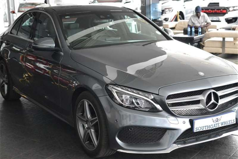 Mercedes Benz C Class C200 AMG Sports auto 2017
