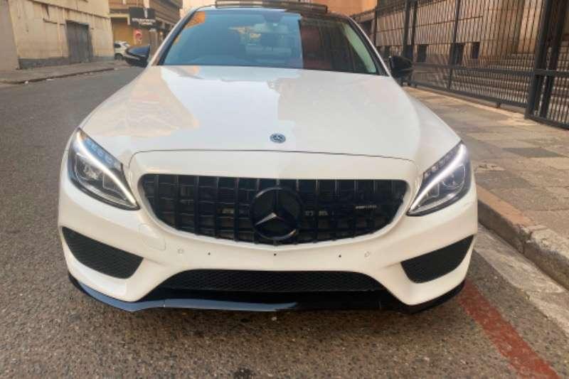 Mercedes Benz C Class C200 AMG Sports auto 2017