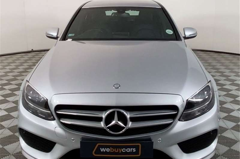 Used 2017 Mercedes Benz C Class C200 AMG Sports auto