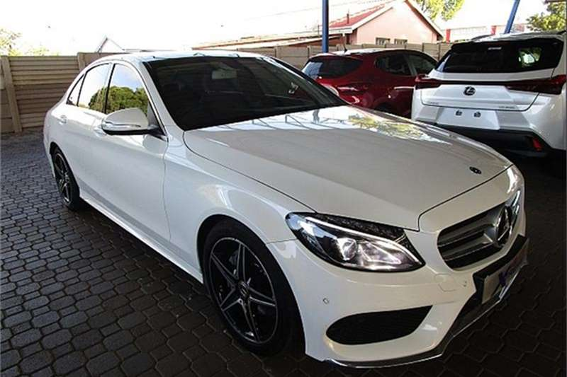 Mercedes Benz C Class C200 AMG Sports auto 2018