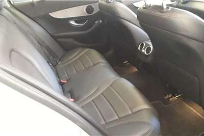 Mercedes Benz C Class C200 AMG Sports auto 2018