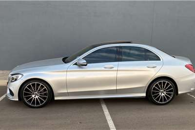 Used 2018 Mercedes Benz C Class C200 AMG Sports auto