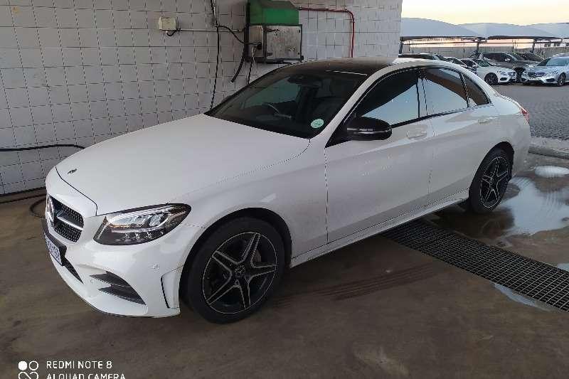 Mercedes Benz C Class C200 AMG Sports auto 2019