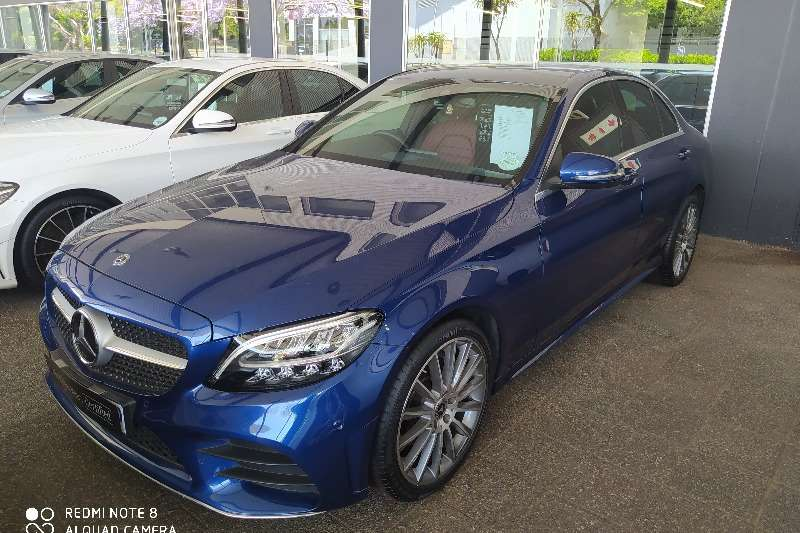 Mercedes Benz C Class C200 AMG Sports auto 2019