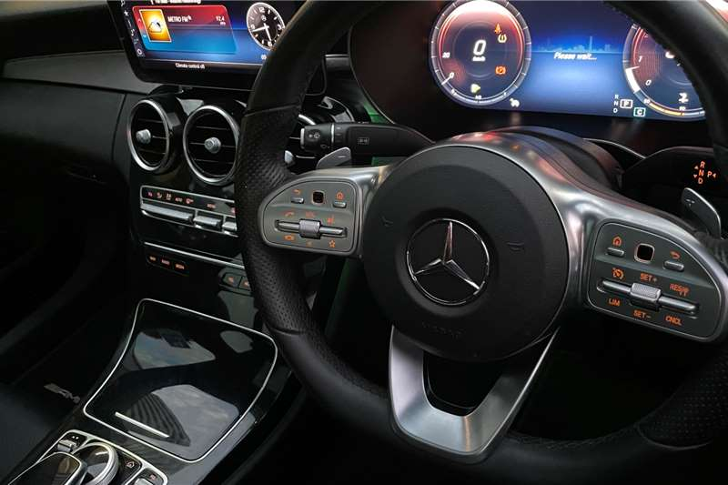 Used 2019 Mercedes Benz C Class C200 AMG Sports auto