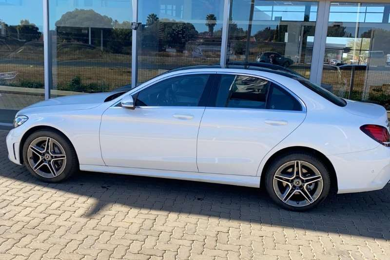 Used 2020 Mercedes Benz C Class C200 AMG Sports auto